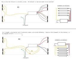 bulb fluorescent fixture wiring diagram Ge Hid Ballast Wiring Diagram Metal Halide Ballast Wiring