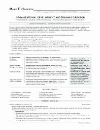 Training And Development Specialist Sample Resume