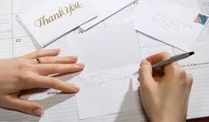 Sending A Thank You Letter After An Interview Job Primer
