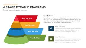 Pyramid Powerpoint 5 Stage Pyramid Diagrams Powerpoint Template And Keynote Slide
