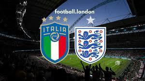 Italy v England recap: Pitch invader ...