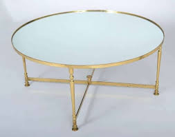 brass glass coffee table white contemporary round brass coffee table french vintage popular items furniture stained brass glass coffee table