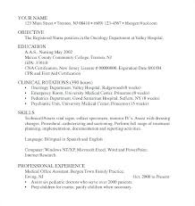 Objective On Resume For Cna objective for cna resume luxsosme 75