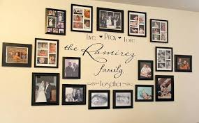 family frames wall decor idea wall frame homes throughout family photo frames for wall decorating family family frames wall decor