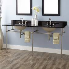 double console sink. Beautiful Console 72 On Double Console Sink R