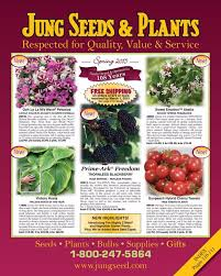 70 free seed and plant catalogs jung s free seed catalog