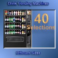 We Buy Vending Machines Cool VendwebCom Vending Machines New And Used Vending Machines