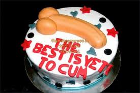 Best Is Yet To Cum Adult Theme Cake Noidacake For Hens Party In