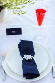 Nautical Table Settings A Nautical Themed Wedding Shoot Weddingbells