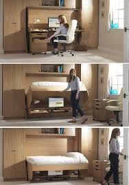 image space saving bedroom. Bed-Desk Combos Save Space And Add Interest To Small Rooms Image Saving Bedroom D
