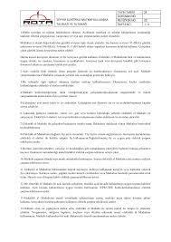 SEYYAR ELEKTRİKLİ MATKAP KULLANMA TALİMATI VE TUTANAĞI YAYIN TARİHİ 24  DOKÜMAN NO REVİZYON NO 00 SAYFA NO 1 / 4