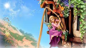 Barbie Rapunzel Wallpaper #8798058 | Tangled wallpaper, Rapunzel, Wallpaper