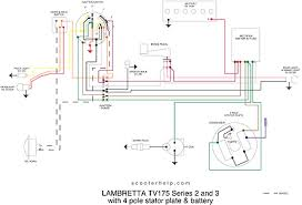 scooter help tv 175 series 2 lambretta headlight wiring diagram at Lambretta Wiring Diagram