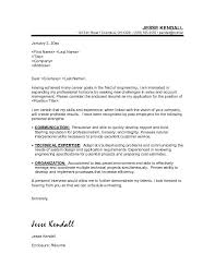 cover letter format with enclosure supply chain manager cover letter