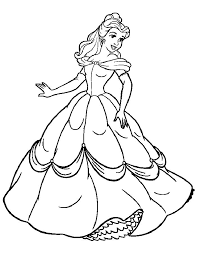 Small Picture 28 best Beauty and the Beast Coloring Pages images on Pinterest