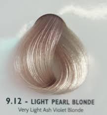 Novacolor Hair Color Chart 9 12luminart Cream Colour 100ml Very Light Ash Violet