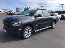 New 2019 Ram 1500 BIG HORN / LONE STAR CREW CAB 4X4 5'7 BOX For Sale ...