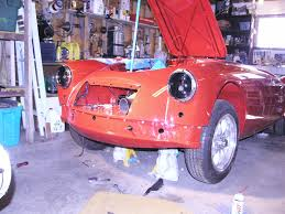 mga restoration it s all in the details although i m using a new wiring harness the original headlight leads are in good enough shape to reuse i removed the old cloth cover and replaced it