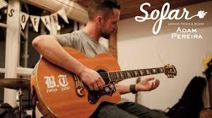 Adam Pereira - Bloor & Bathurst | Sofar Vancouver - YouTube