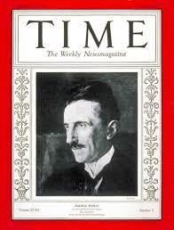 TIME Magazine Cover: Nikola Tesla - July 20, 1931 - Inventions - Innovation  - Science & Technology