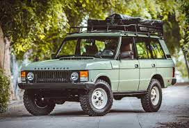 Brooklyn Coachworks Specializes In Customizing And Building Quality Land Rovers They Have Been In The Busines Range Rover Classic Range Rover Range Rover Jeep