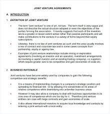 Real Estate Partnership Agreement Sample Printable Sample ...