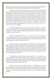 an essay for principles of effective teaching  3 the