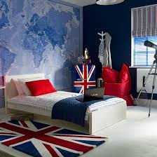 red bedroom ideas uk. teenage boys\u0027 bedroom ideas for sleep, study and socialising red uk a