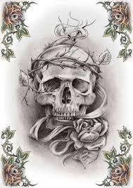 Návrhy Tetování Lebka Tetováníblogcz