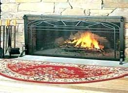 rectangular fireplace hearth rug luxury or fireproof rugs for place proof fiberglass fire resist