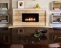 Fire Ribbon Direct Vent 3 Foor See Through From Spark Modern FiresSpark Fireplace