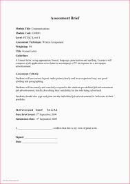 10 Correct Format For Business Letter Resume Samples