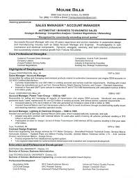 Sales Manager Resume Examples Download Sales Engineer Resume Samples