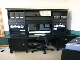 home office decor computer. Plain Home Black Clever Home Office Decor Ideas Image 1 Of 13 With Computer