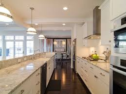 Lighting for galley kitchen Foot For More Ideas On Different Kitchen Designs Take Look At Our Section On Kitchens 15 Lowmaintenance Plants Perfect For Indoor Décor Galley Kitchen Decor Around The World