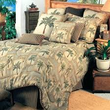 palm tree comforter set queen palm tree comforter sets queen twin queen size palm tree comforter set