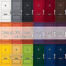 front door paint colors lowes. all 24 colors of our non-fading front door paint are now available at homedepot lowes p