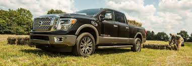 What Are The Towing Payload Specs Of The 2019 Nissan Titan