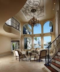 bay front park s mediterranean living room