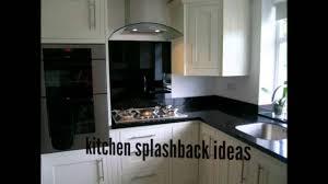 Designer Kitchen Splashbacks Kitchen Splashback Ideas Youtube