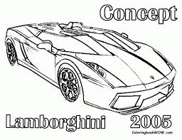Small Picture Lamborghini Coloring Page Coloring Home