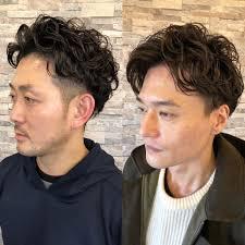 30代オシャレしたいなら断然くせ毛風パーマ Log Hairログヘアー