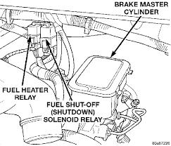 97 12 v cummins shut off engine no restart injector cranked graphic