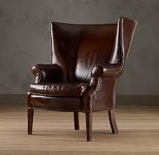 drake barrel back chair 1900 restoration hardware