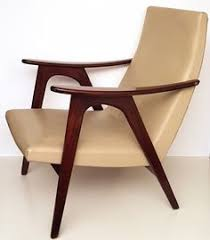 palissander lounge chair 1950s