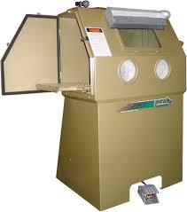 Clemco Industries Blast Cabinets Suction Blast Cabinet Manual Bnp 55 Clemco Industries