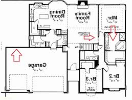 modern house floor plans pdf new 4 bedroom house plans with double garage pdf new modern