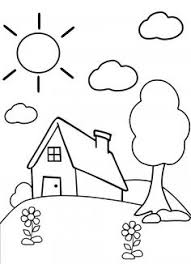 Small Picture Preschool Coloring Pages Girl with Balloons Art therapy and Craft