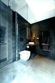 2 black hexagon tile bathroom modern stylish tiles ideas for bathrooms hex and wall best vintage dark hexagon tile bathroom