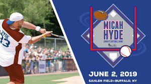 Buffalo Bisons Field Seating Chart On Sale Now Micah Hyde Charity Softball Game At Sahlen